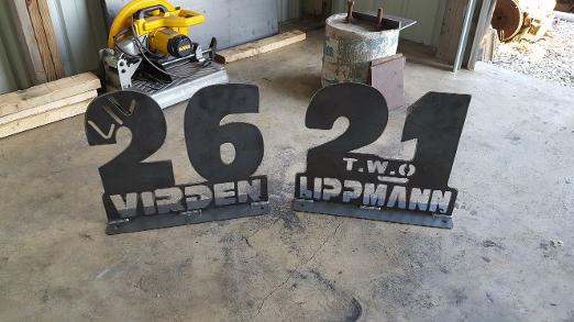 Demolition Derby Car Roof Signs Roofing And Place Reenaonlinecom